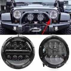 Светодиодная фара 7 дюймов 178мм WL75WD светодиодная фара для УАЗ