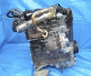 Двигатель VW Golf VI (5K1) 2.0 TDI CBBB