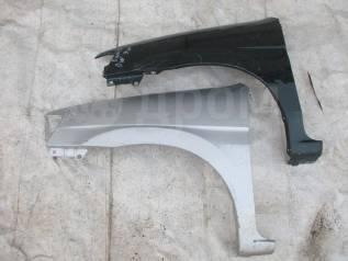 Крыло переднее левое Mazda Demio DW3W, DW5W 2 модель рестайлинг 1999-