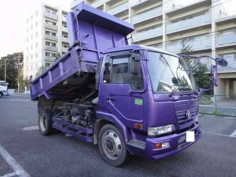 Nissan Diesel Condor. Самосвал Nissan Condor dump, 6 925куб. см., 8 200кг., 4x2. Под заказ