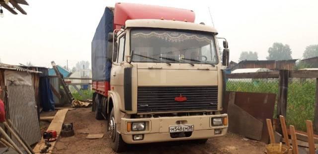 МАЗ 53366. Продается грузовик , 14 860куб. см., 10 000кг., 4x2. Под заказ