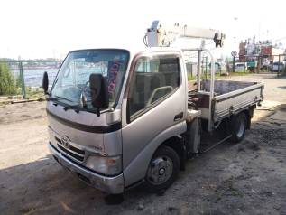 Toyota Dyna, 2007