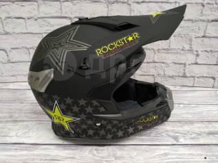 Мото шлем кросс/эндуро Подростковый Размер M , Отправка по РФ