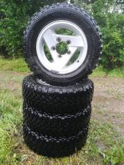"Колёса Suzuki jimmy Cordiant off-road. x15"" 5x139.70 ET-20"