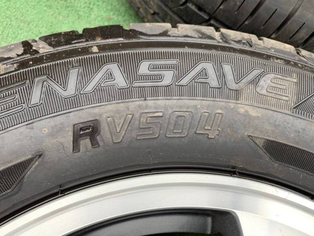 Dunlop Enasave RV504. Летние, 2018 год, 5%