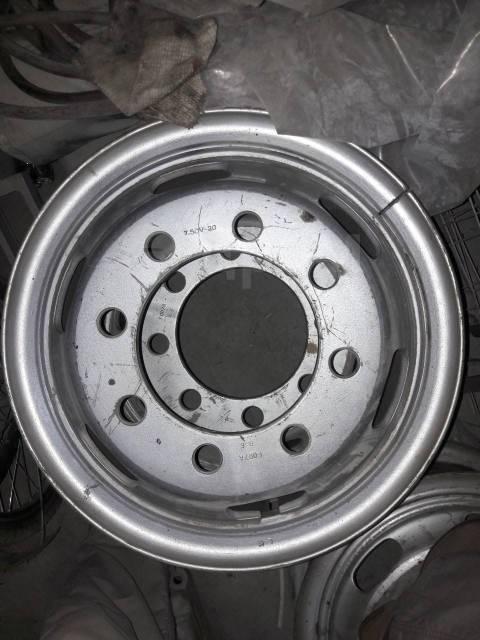Продам диски на самосвала под камеры с кольцами новые 7.50V-20