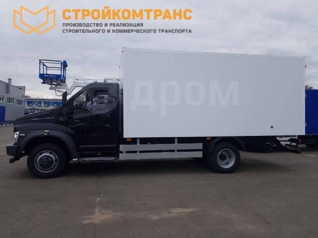 """ГАЗ ГАЗон Next. Фургон изотермический ГАЗ С41R13 """"Газон NEXT"""", 4 430куб. см., 5 000кг., 4x4"""