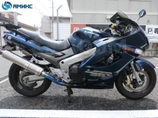 Мотоцикл Kawasaki ZZR 1200 на заказ из Японии без пробега по РФ, 2005