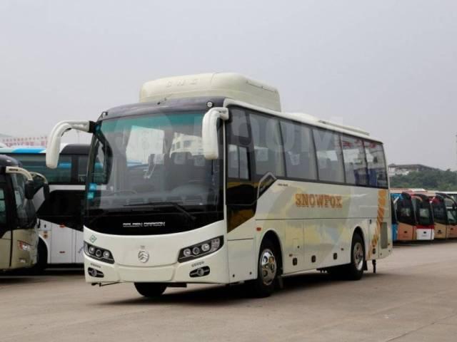 Golden Dragon. Междугородний автобус на метане 39 мест, 39 мест, В кредит, лизинг