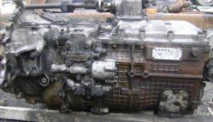 Коробка передач с делителем камаз 5410