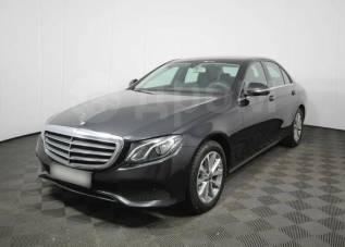 Mercedes-Benz E-Class. С водителем