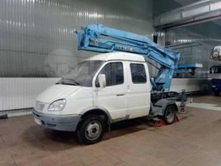 ГАЗ 33023, 2009