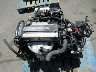 Контрактный двигатель mitsubishi / Мицубиси. Гарантия. В наличии