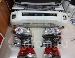 Комплект рестайлинга Toyota Land Cruiser 200 из 08 в 14