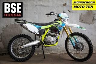 Кроссовый мотоцикл BSE J2-250e 19/16 CRAZY LEMON, оф.дилер МОТО-ТЕХ, Томск, 2021