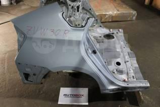 Крыло заднее правое Toyota Prius ZVW30 цвет 8V0