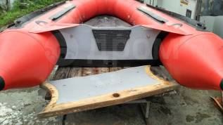 Ремонт надувных лодок ПВХ.