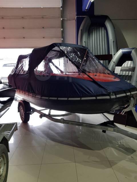 Sibriver Абакан-480 Jet. 2020 год, длина 4,80м., двигатель без двигателя, 50,00л.с., бензин