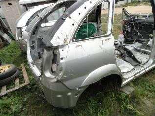 Задняя часть на Toyota Nadia Type SU