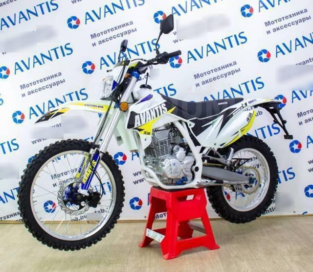 Avantis FX 250. 250куб. см., исправен, птс, без пробега