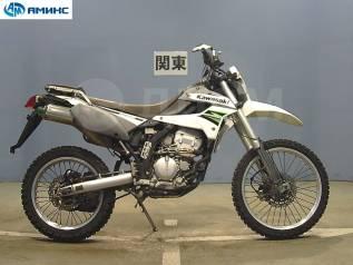 Kawasaki KLX250-2, 2011