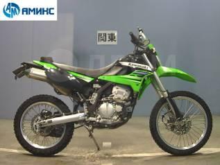 Kawasaki KLX250-2, 2012