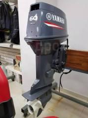 Мотор Yamaha 60 л. с. Дистанция, электростартер, автомикс