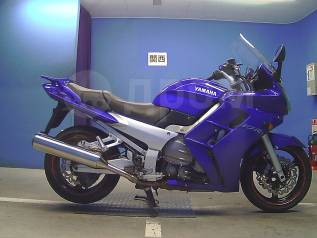 Yamaha FJR 1300, 2001