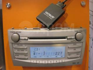 MP3 USB адаптер Yatour для Toyota Camry ACV40 06-11г.