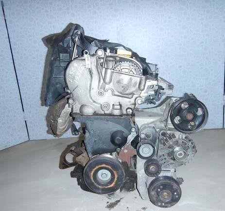 Двигатель в сборе. Renault Megane Renault Scenic Renault Laguna F4P, F4P720, F4P722, F4P760, F4P770, F4P771, F4P772, F4P773, F4P774, F4P775