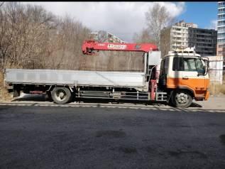 Услуги бортового грузовика 7т с манипулятором 3т(воровайка), Эвакуатор