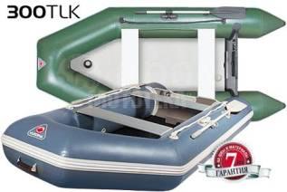 Лодка ПВХ Yukona 300 TLK