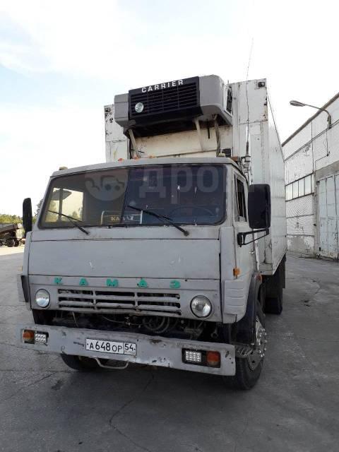 КамАЗ 53212. Продам камаз рефрежиратор, 10 000куб. см., 10 000кг., 6x4