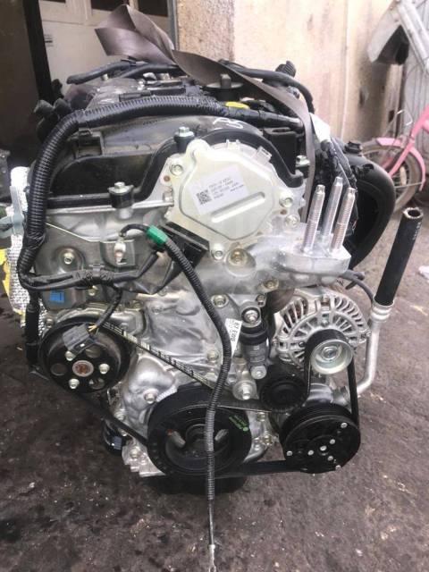 Двигатель в сборе. Mazda: Mazda2, MX-5, Mazda3, Roadster, Demio, Axela P5VPS, P5VP, P5VPR