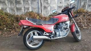 Honda CX 500 Eurosport, 1985
