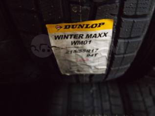 Dunlop Winter Maxx WM01, 215/55 R17