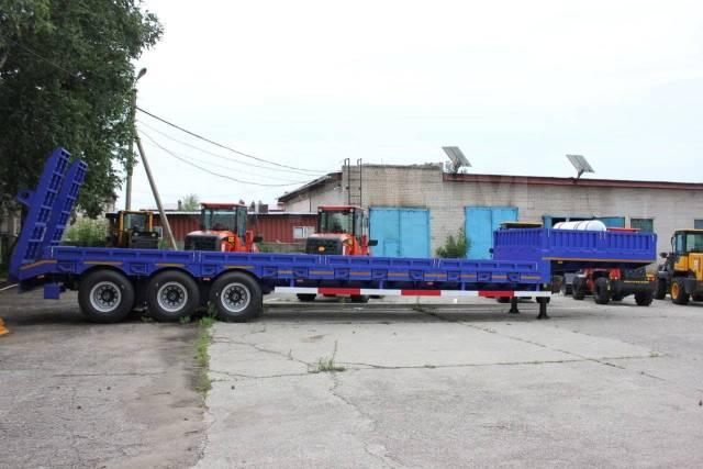 Liyuanda LYR9606TDP. Трал полуприцеп LYR9606TDP, 60 000кг. Под заказ