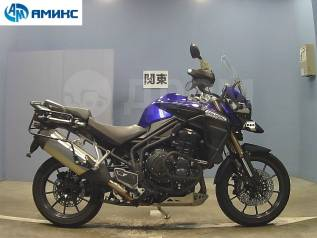 Мотоцикл Triumph Tiger Explorer на заказ из Японии без пробега по РФ, 2012