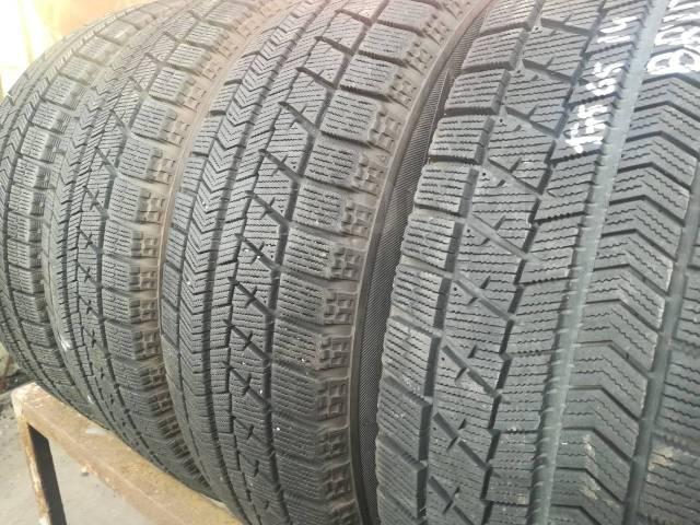 Bridgestone Blizzak VRX. зимние, без шипов, б/у, износ 10%