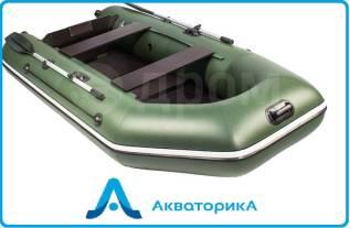 Лодка ПВХ Аква 2900 СКК под мотор