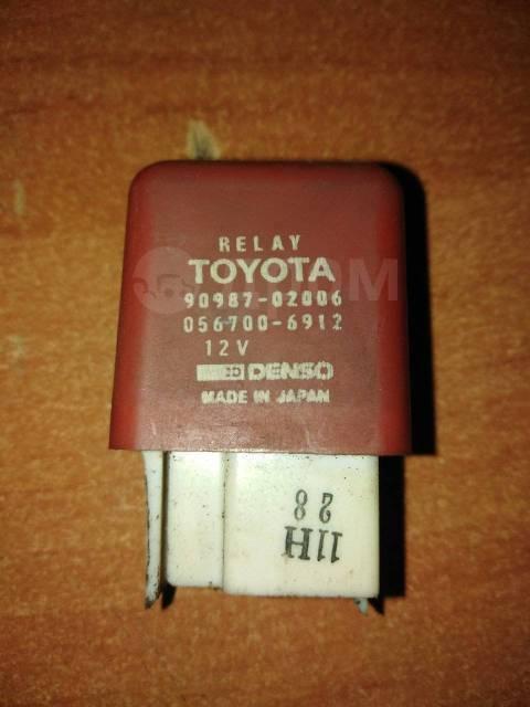 Реле. Toyota: Lite Ace, Windom, Corona, Aristo, Ipsum, Corolla, Altezza, Tercel, Tundra, Dyna, Raum, Stout, Sprinter, Vista, Sprinter Carib, Vista Ard...