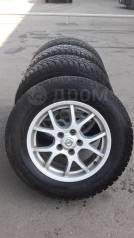 """Колеса от Nissan X-trail T31. x16"""""""
