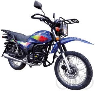 Мотоцикл ABM Pegas 200, 2019