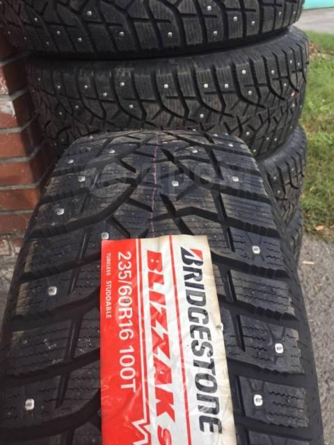 Bridgestone Blizzak Spike-02, 235/60R16