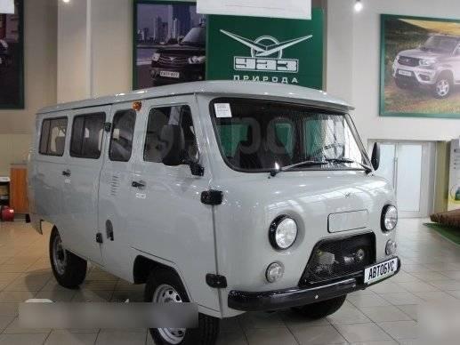 УАЗ Буханка. Продается новый УАЗ-2206 микроавтобус 8 мест, 9 мест