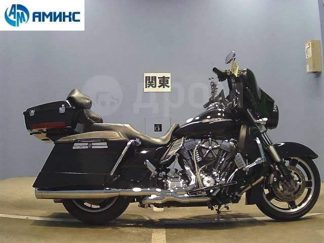 Harley-Davidson Street Glide. 1 690куб. см., исправен, птс, без пробега. Под заказ