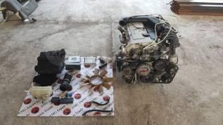 Двигатель на Mercedes-Benz W124 E280