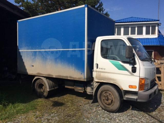 Hyundai HD72. Продается грузовик Hyundai HD-72, 3 298куб. см., 3 440кг., 4x2