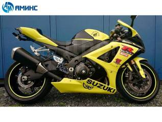 Suzuki GSX-R1000, 2007