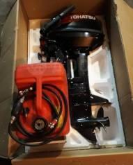 Новый лодочный мотор Tohatsu 9,8